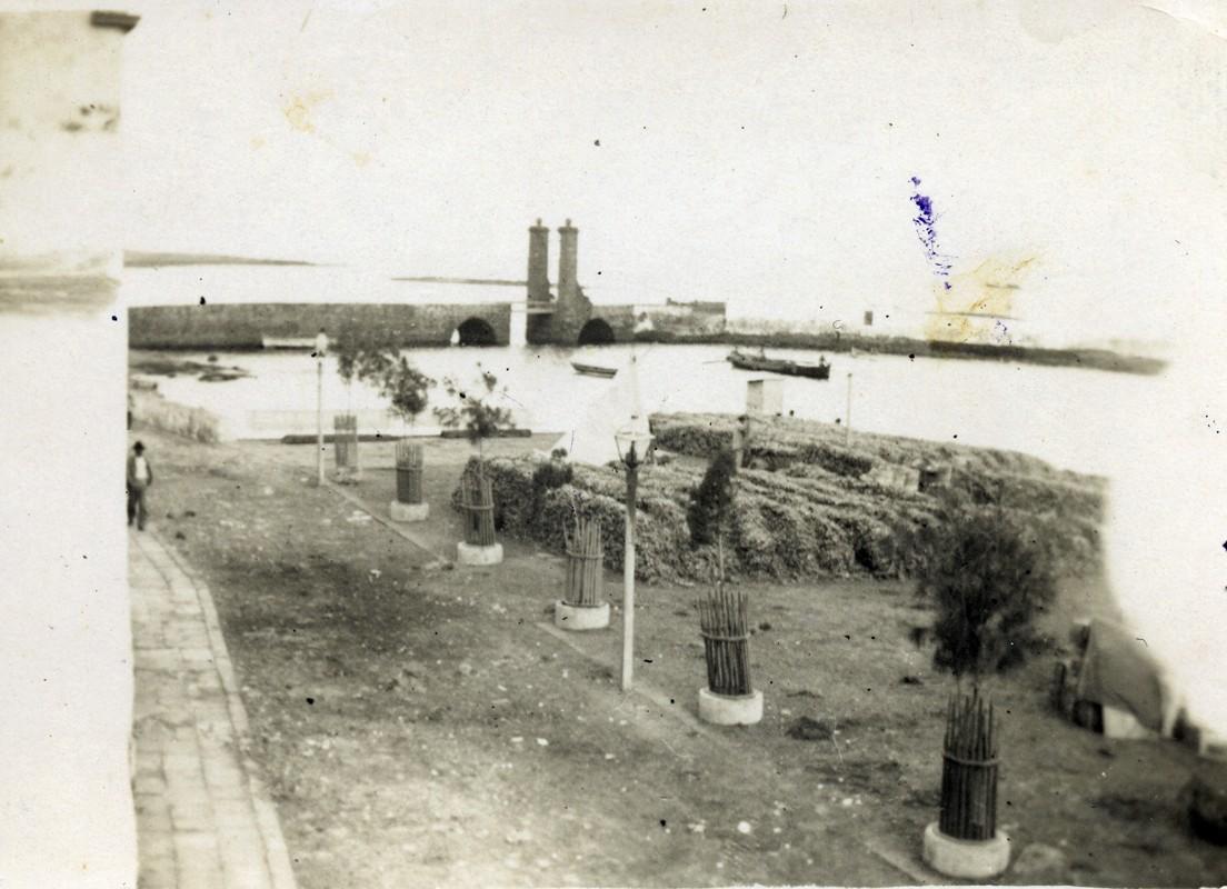 Muelle de las cebollas I