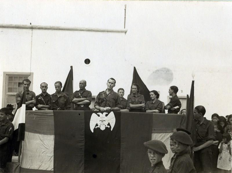Acto militar II