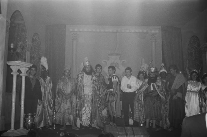 Drama de Reyes VII