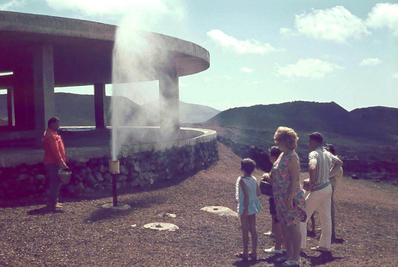 Visita a las Montañas del Fuego VII