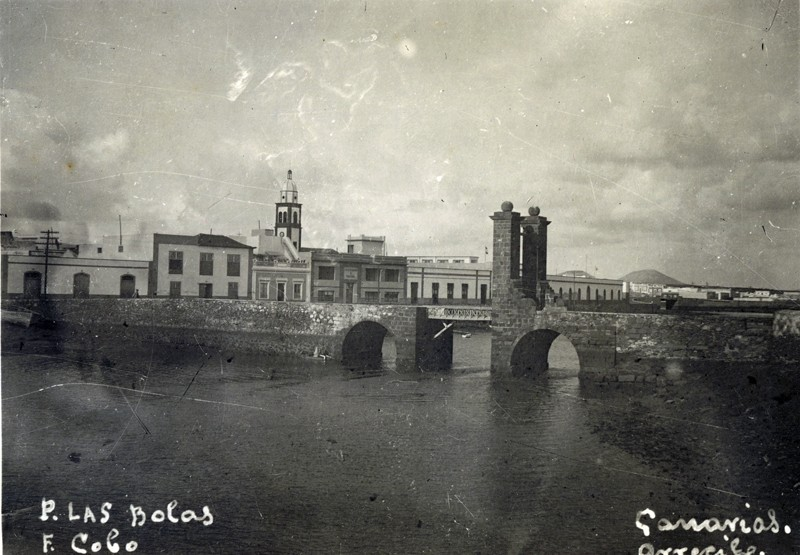 Puente de las Bolas IV