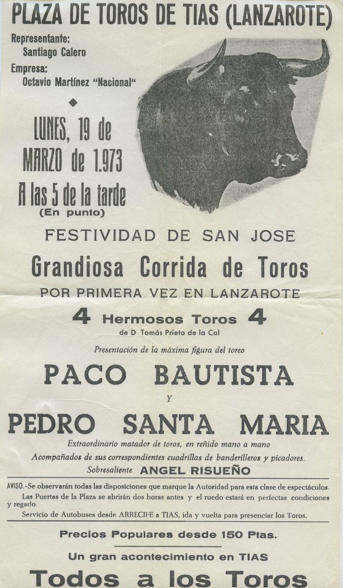 Corrida de toros en Lanzarote VI