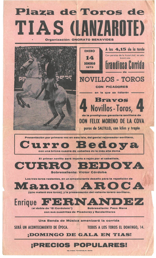 Corrida de toros en Lanzarote VII