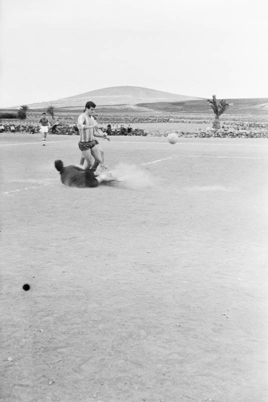 Campo de fútbol de Teguise V