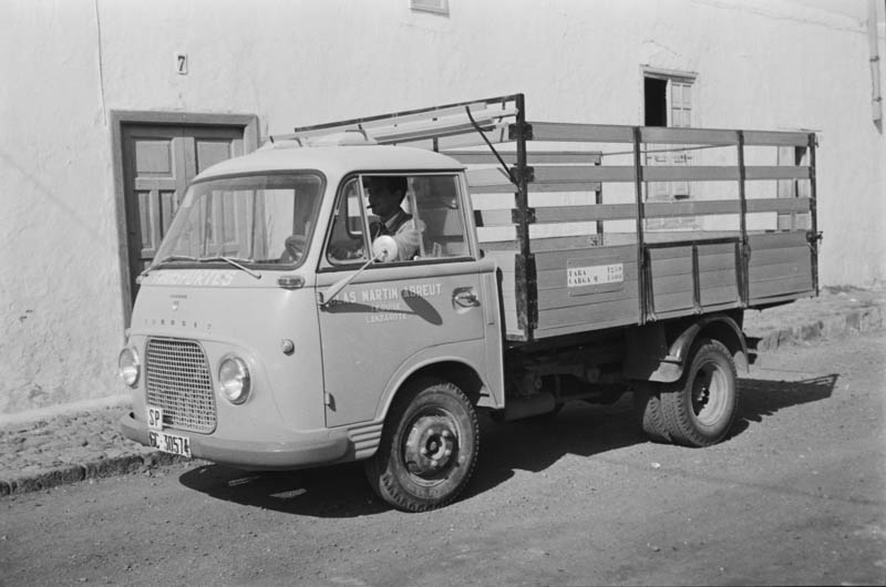 El camión de Blas I