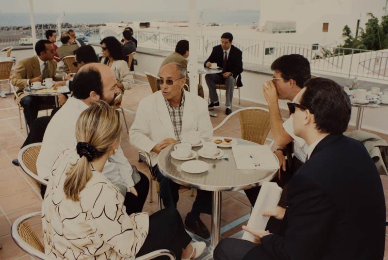 César Manrique en jornadas sobre Derecho del Turismo III