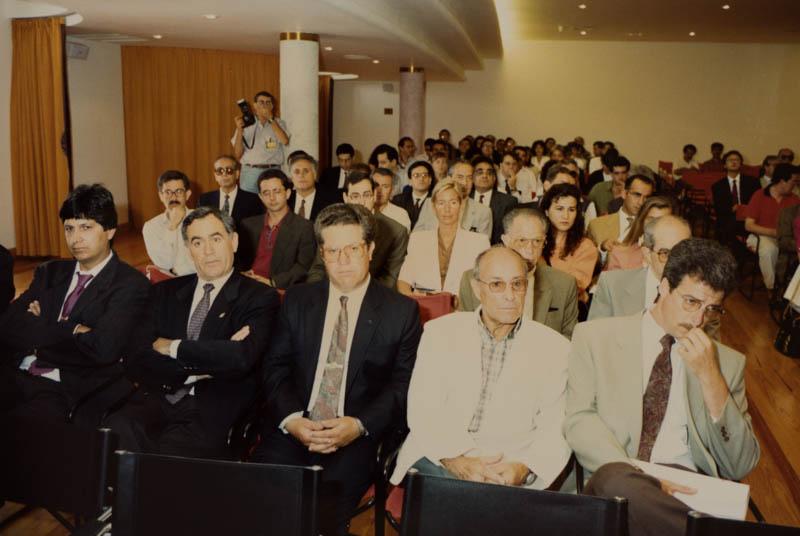 César Manrique en jornadas sobre Derecho del Turismo VI
