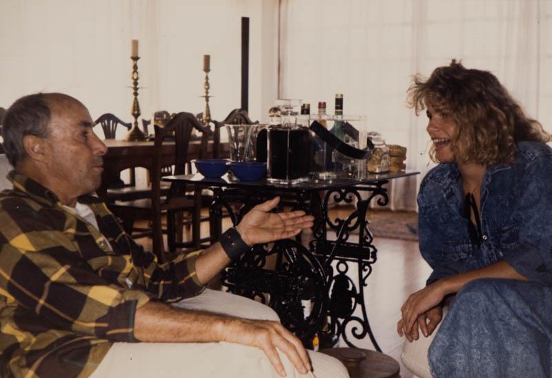 César Manrique entrevistado