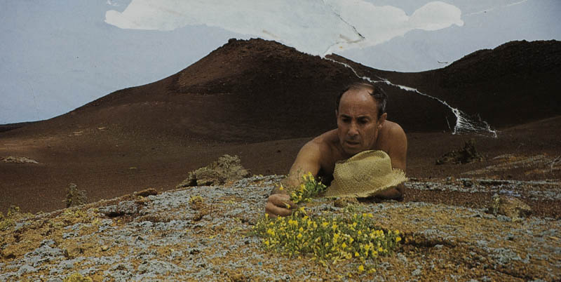 Manrique en el volcán I