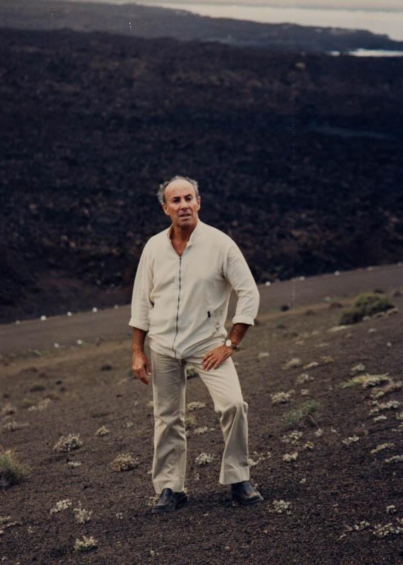 Manrique en el volcán II