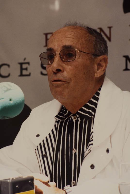 César Manrique en la Fundación