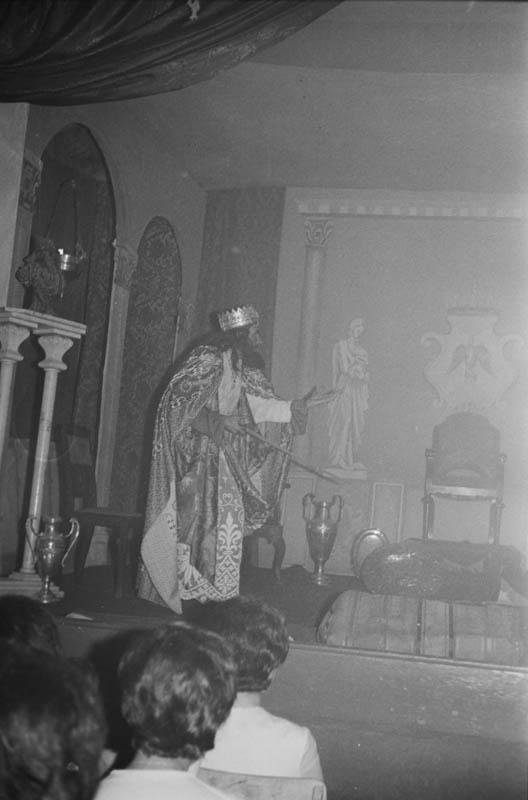 Drama de Reyes XII