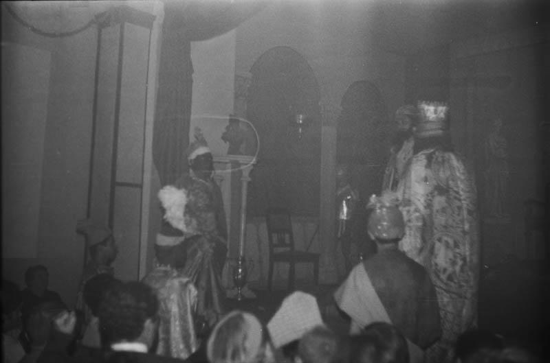Drama de Reyes XVI