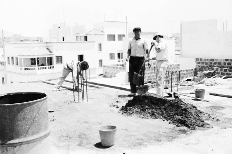 Construyendo un edificio V