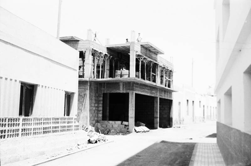 Construyendo un edificio VIII