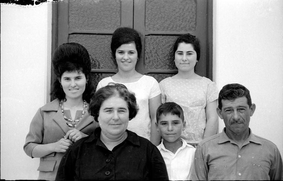 Familia de La Graciosa
