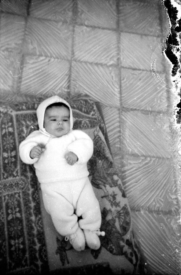 Bebé de La Graciosa
