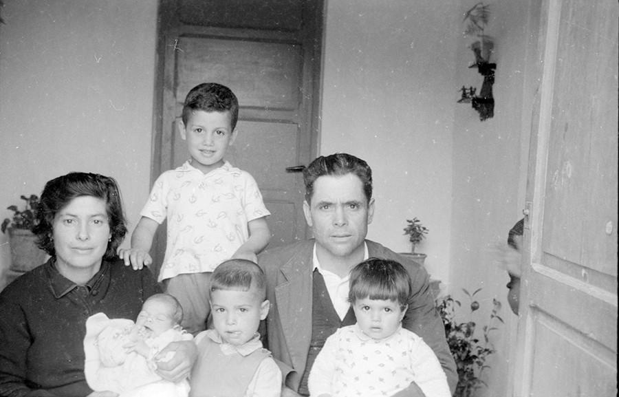 Familia Lemes Molina I