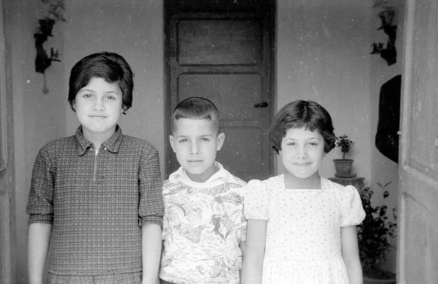 Familia Lemes Molina II