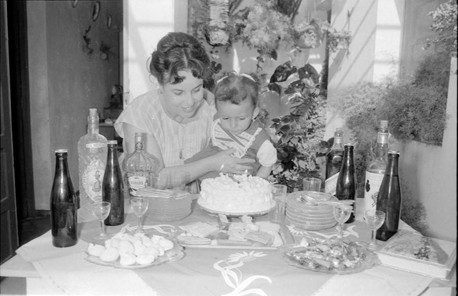 Cumpleaños en Mala IV