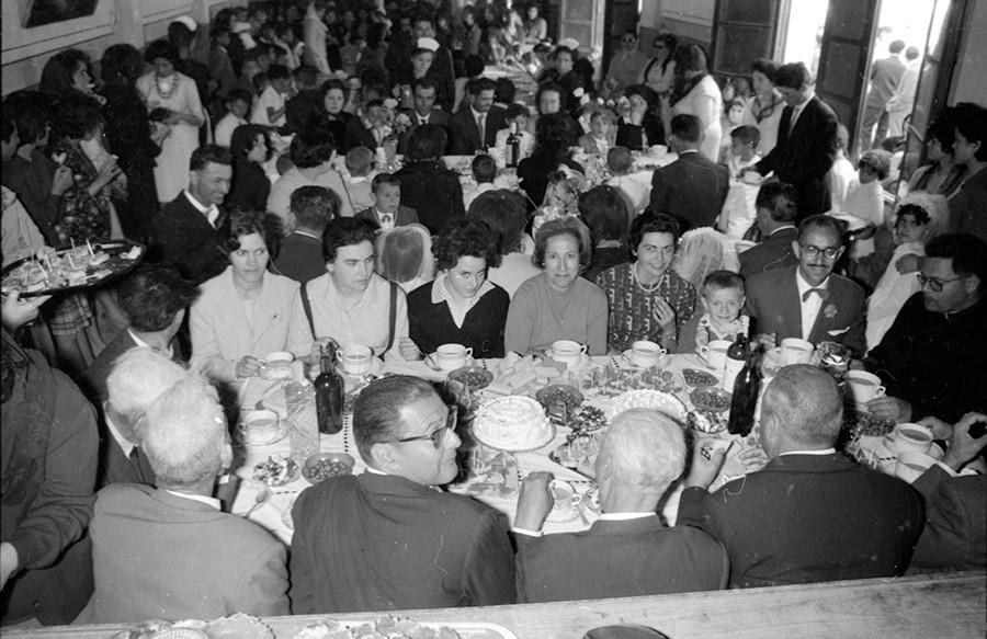 Celebración de Las Mercedes y primeras comuniones IV