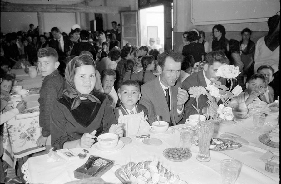 Celebración de Las Mercedes y primeras comuniones XI