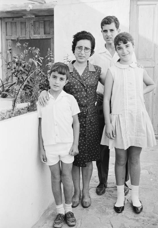 Familia de Teguise XV