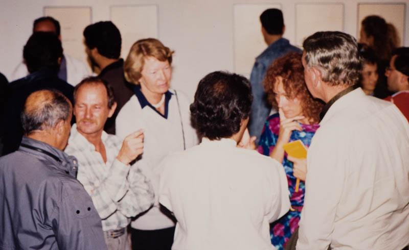 César Manrique y Luis Ibánez
