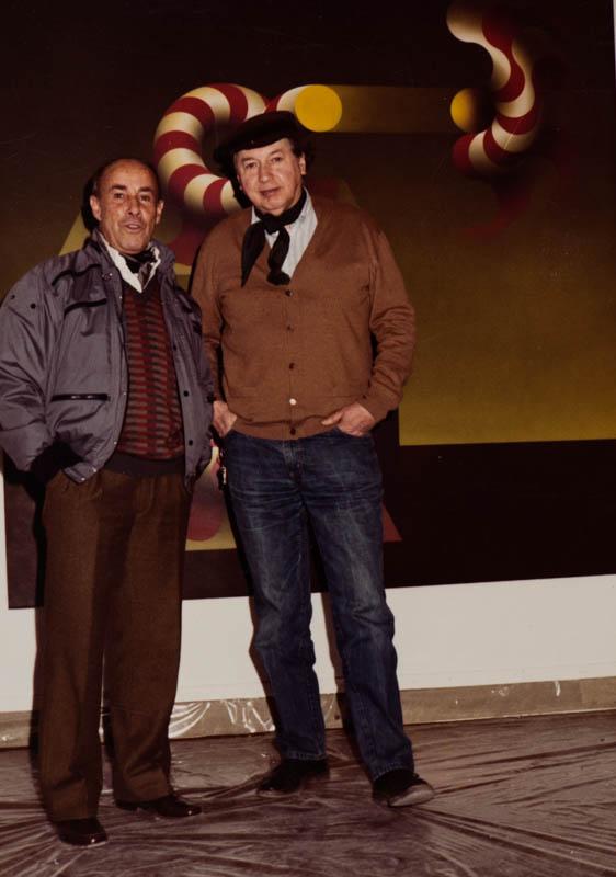 César Manrique y Joaquín Soler