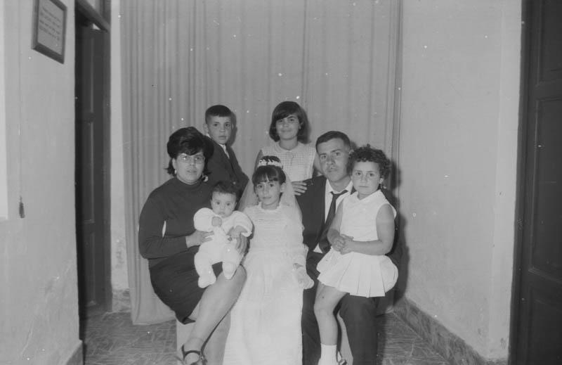 Familia de Primera Comunión II