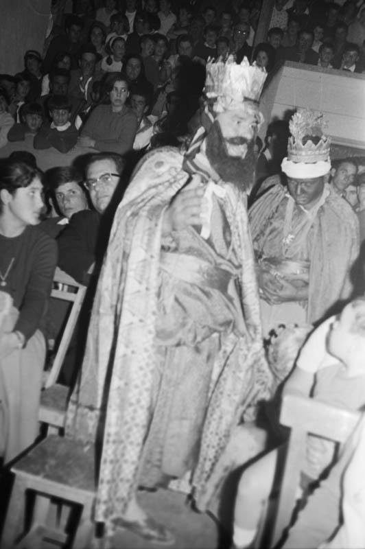 Drama de Reyes XVIII