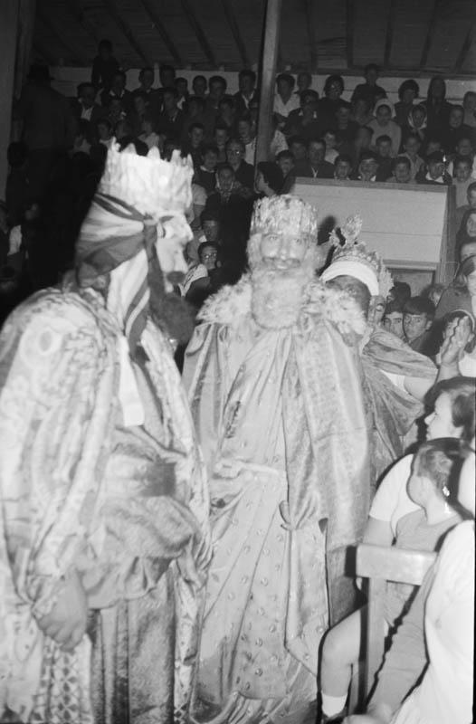 Drama de Reyes XIX