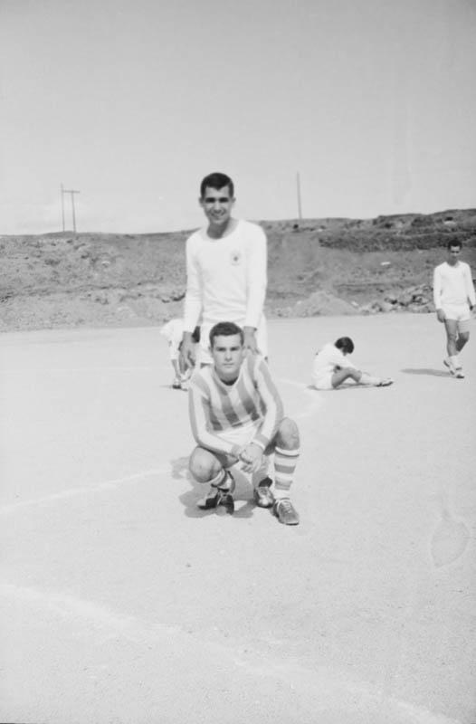 Jugadores del C.D. Teguise XIX