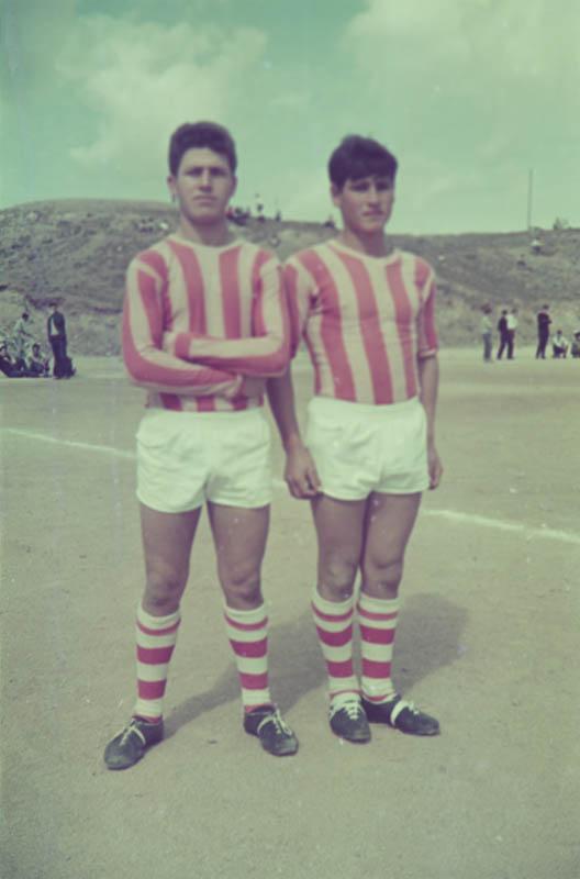 Jugadores del C.D. Teguise XXIII