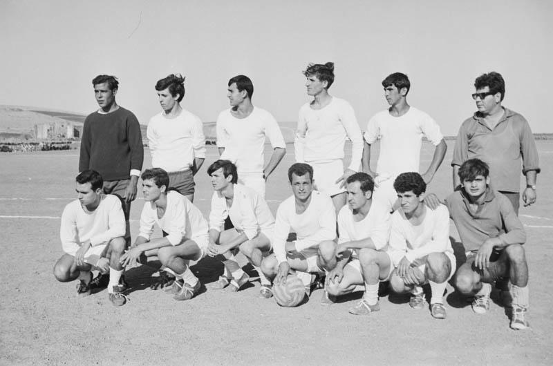 Campo de fútbol de Teguise VI