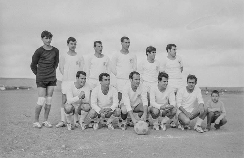 Campo de fútbol de Teguise XI
