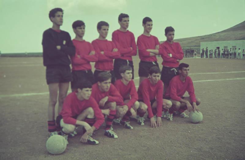 Campo de fútbol de Teguise XV