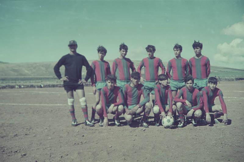 Campo de fútbol de Teguise XVI