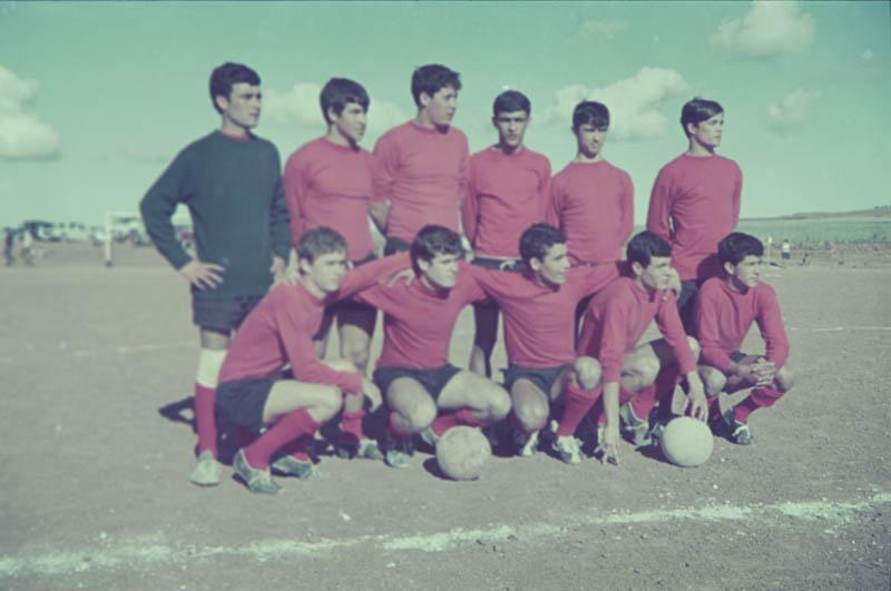 Campo de fútbol de Teguise XVII