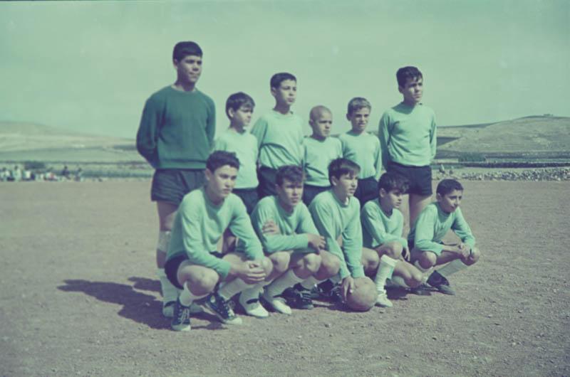 Campo de fútbol de Teguise XVIII