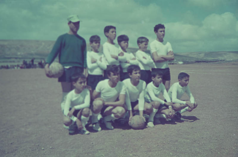 Campo de fútbol de Teguise XX