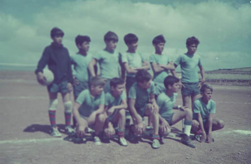 Campo de fútbol de Teguise XXI