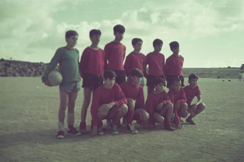 Campo de fútbol de Teguise XXII