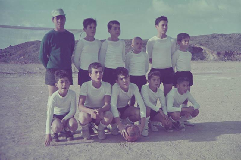 Campo de fútbol de Teguise XXIII