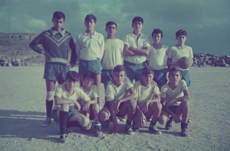 Campo de fútbol de Teguise XXIV