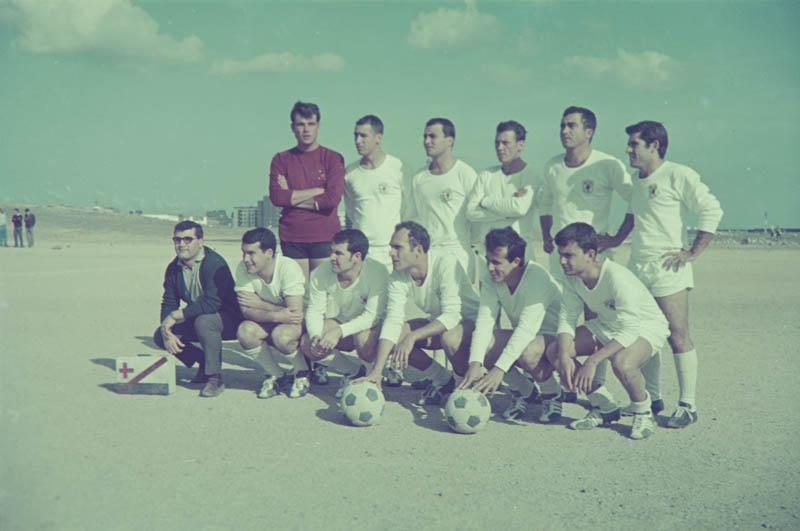 Partido de fútbol II