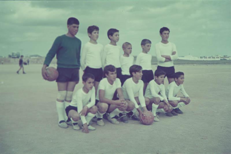 Partido de fútbol III