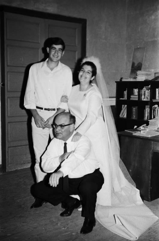 Celebración de una boda en Teguise IV