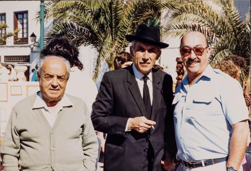 Leandro Perdomo y amigos