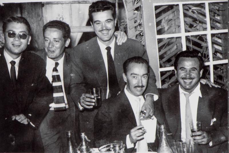Amigos 1955